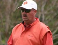 Clemson in fifth after first round of NCAA Regional