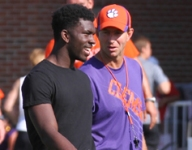 Clemson's franchise commit takes another visit