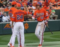 Clemson up to No. 12 in Collegiate Baseball Poll