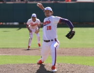 Year two can do wonders for Clemson pitching