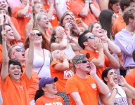 Is Swinney concerned about students return to campus?
