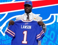 Lawson excited to be home, eager to start second season in Buffalo