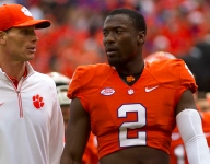 Former Clemson star's father is found