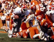 Clemson-Georgia need to play every year, it's only natural