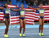 What they are saying: Rollins wins Olympic Gold
