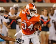 There's a reason why Clemson is called 'Wide Receiver U'