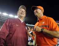 College Football's best coaching rivalry: Dabo vs. Jimbo Part X