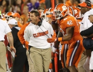 Swinney blames TV for why college football games are too long
