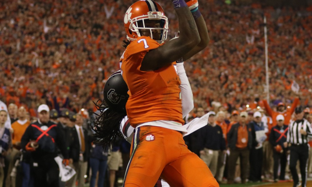 The South win |  Clemson's from Highlights over Carolina