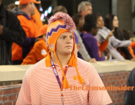 Vinson is All In with Clemson