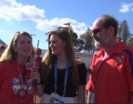 Clemson fans take over National Championship Fan Fest