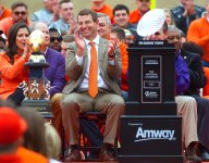 ACC helps Clemson come out in the black after National Championship run