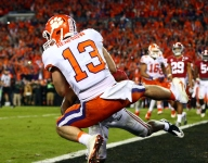 Renfrow looks back on game-winning catch against Bama
