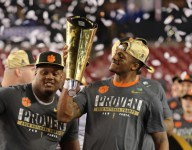 What they are saying: Clemson Wins the National Championship