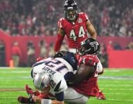 Falcons coach calls former Tiger 'a real dude'
