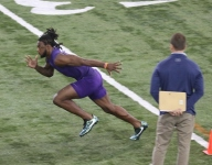 Williams' 4.55 has him 'NFL ready'