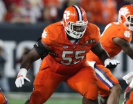 Crowder, Clemson gearing up for battle in the trenches