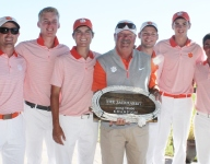 Clemson opens golf season at The Farm