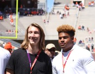 Clemson's early enrollees begin college career