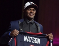 Watson gears up for first NFL training camp