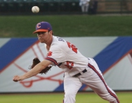 Former Clemson pitcher solid in big league debut