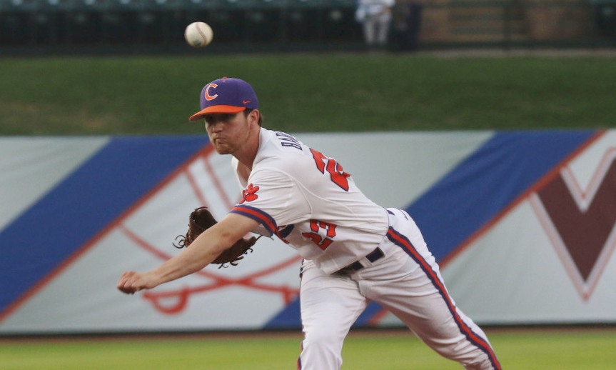 Barnes controls own destiny with the Twins | The Clemson Insider