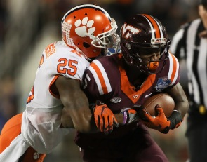 Clemson-Virginia Tech kick time announced
