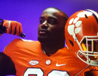 Jefferies loved Clemson at first sight