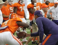 Talk of camp, Etienne putting himself in position to play