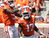 Clemson storms out of the gate