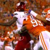 What happened the last time Clemson played as an underdog?