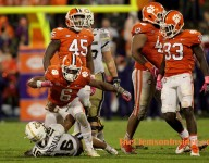 Cain, O'Daniel should come off the board first for Clemson
