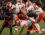 Clemson's owns the lines of scrimmage in the ACC