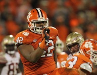Clemson moves up in AP Poll