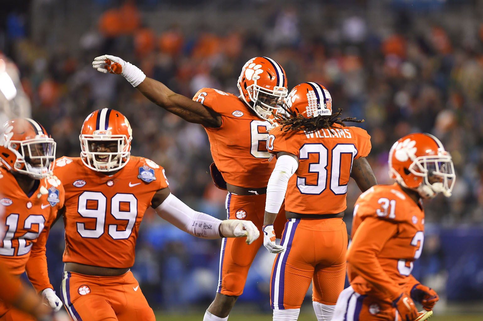 Clemson S Uniform Combinations Were Wasted Energy The Clemson Insider