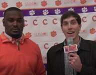 TCI Exclusive:  Jefferies reflects on his path to Clemson