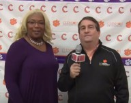'Mom 2' says Clemson was 'just right' for Jefferies
