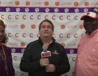 TCI Exclusive:  Jefferies parents talk about what makes Clemson special