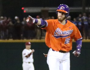 Report: Former Clemson star getting called up to the big leagues