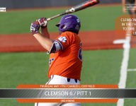 Clemson grabs the lead in the third
