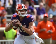 Swinney happy for Johnson, did not say much about Belk