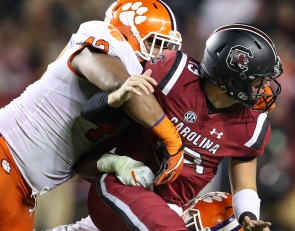 Swinney still finds it weird Clemson is not playing the Gamecocks