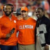 Swinney asked if he could make tough decisions with 'Clemson men' on staff