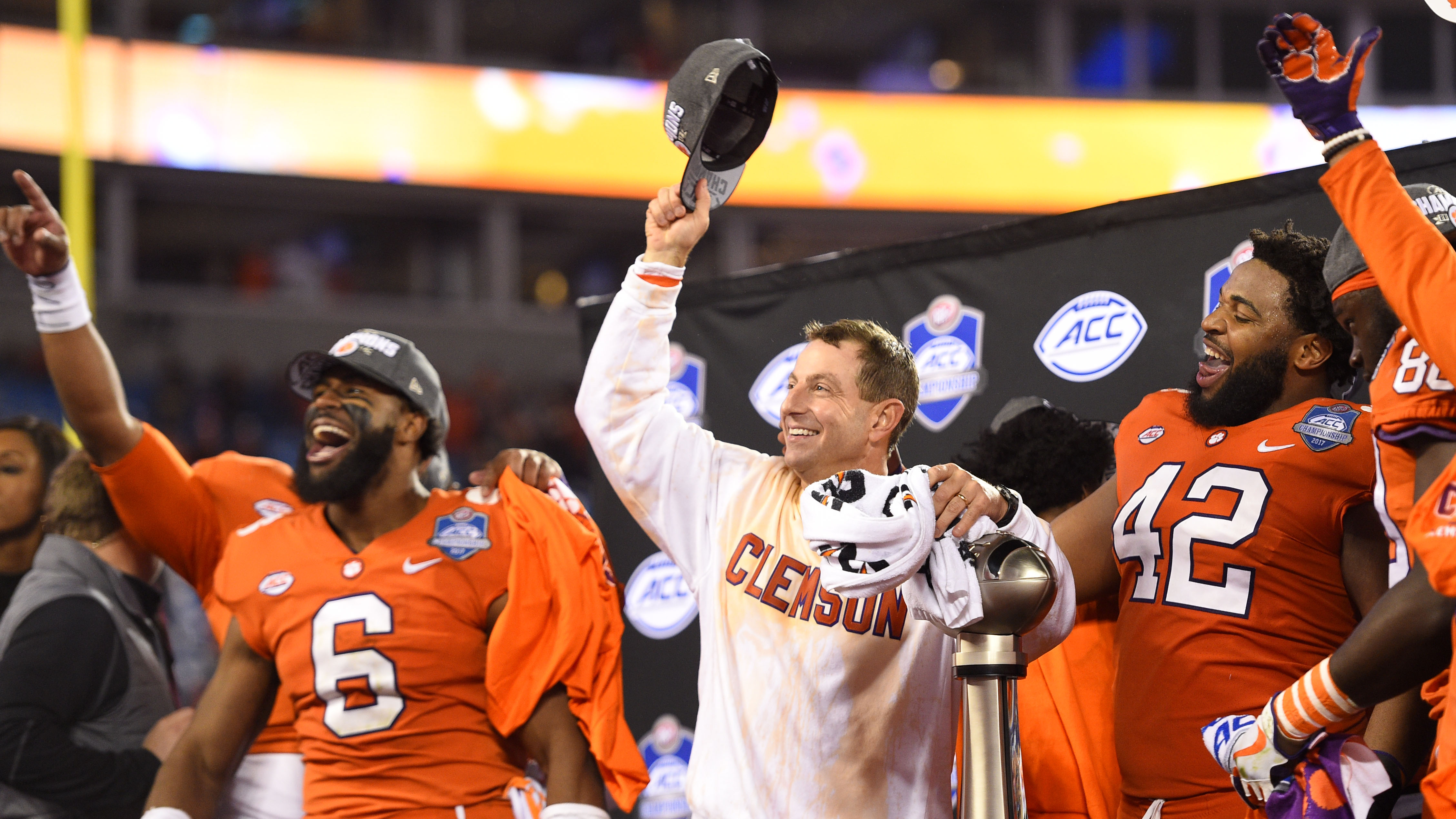Espn Analyst Thinks Virginia Could Play Clemson Close In Acc Championship Game The Clemson Insider