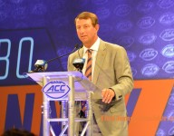 Swinney excited to be practicing for an ACC Championship