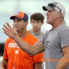 Favre backtracks on criticism of Watson