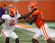 Last day of fall camp: Defensive Notebook