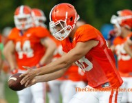 Competition heating up at punter