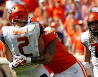 Clemson's defense takes over in the second half