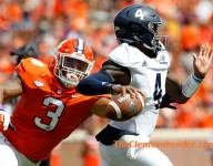 Swinney encouraged by his defensive line